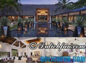 Tư vấn khách sạn, resort nghỉ dưỡng cao cấp ở Quy Nhơn view đẹp, tiện nghi: resort ven biển sang trọng ở Quy Nhơn