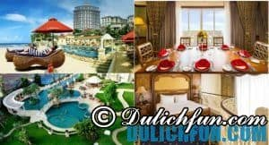 10 khách sạn, resort cao cấp ven biển Vũng Tàu tốt, đẹp nhất