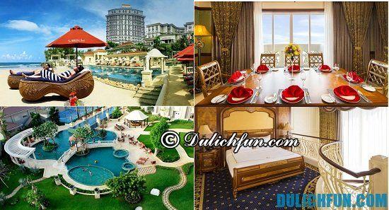 Tư vấn khách sạn resort nghỉ dưỡng cao cấp ở ven biển Vũng Tàu