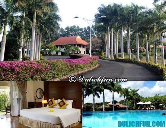 Tư vấn khách sạn, resort ở Tuy Hòa Phú Yên tiện nghi, chất lượng tốt: Nơi nghỉ dưỡng yên tĩnh, lý tưởng ở Tuy Hòa