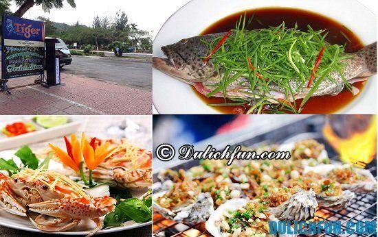 Tư vấn nhà hàng hải sản tươi ngon giá bình dân ở Cát Bà: Đến Cát Bà ăn ở đâu ngon rẻ