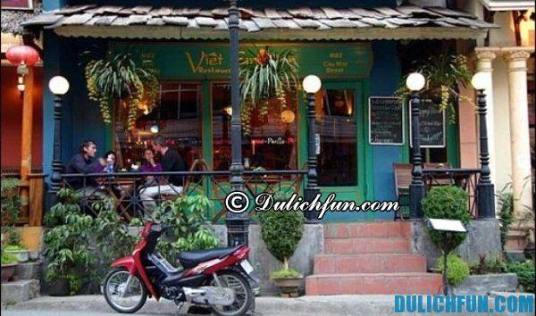 Nê uống cà phê ở đâu Sapa? Những quán cà phê đẹp nhất ở Sapa