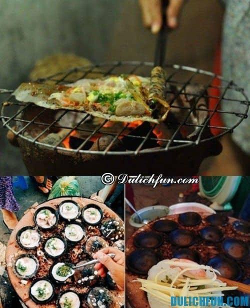 Hướng dẫn du lịch Bình Ba: những món ăn vặt hấp dẫn ở Bình Ba