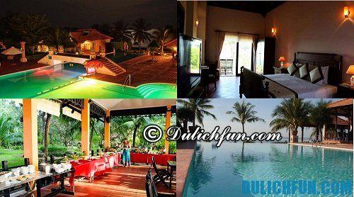 Địa chỉ khách sạn cao cấp ở Ninh Thuận