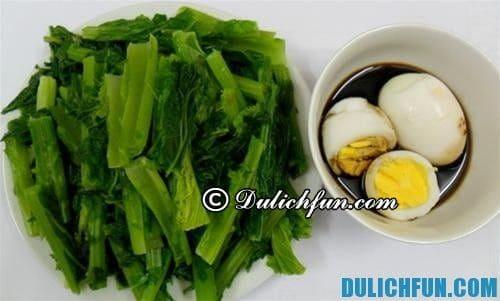 Món rau ngon ở Mộc Châu: Đến Mộc Châu nên ăn gì ngon bổ, rẻ