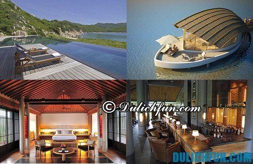 Du lịch Ninh Thuận: khách sạn hạng sang cao cấp ở Ninh Thuận