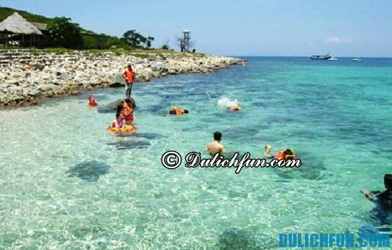 Tư vấn tour du lịch Nha Trang giá rẻ: Những địa điểm tham quan đẹp, nổi tiếng ở Nha Trang.