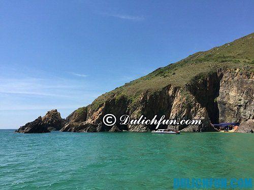 Những hòn đảo hoang sơ, đẹp bạn không nên bỏ lỡ ở Việt Nam. Du lịch đảo Việt Nam