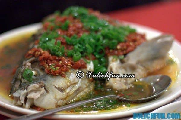 Những nhà hàng ăn ngon và nổi tiếng ở Thượng Hải: Du lịch Thượng Hải ăn ở đâu ngon, bổ, rẻ?