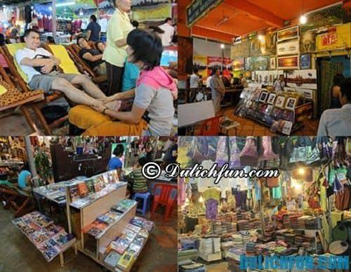 Tổng hợp kinh nghiệm mua sắm ở Siem Reap: những địa chỉ mua sắm giá rẻ ở Siem Reap