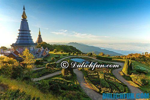 Cẩm nang du lịch Chiang Mai tự túc, tiết kiệm: những địa điểm du lịch phong cảnh đẹp nổi tiếng ở Chiang Mai