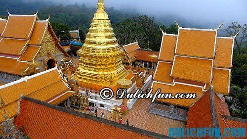 Kinh nghiệm du lịch Chiang Mai: địa điểm di lịch hấp dẫn không thể bỏ qua ở Chiang Mai
