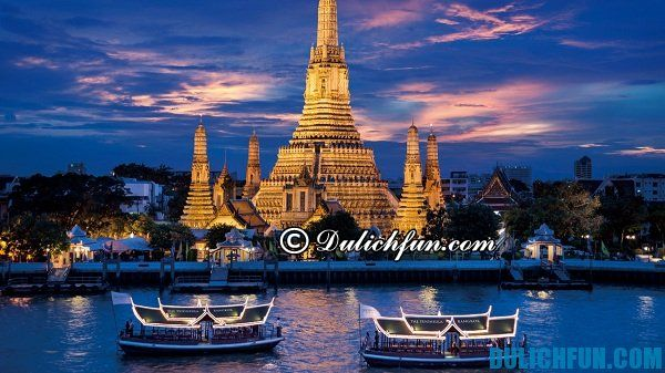 Du lịch Thái Lan - Điểm đến hàng đầu ở Thái Lan