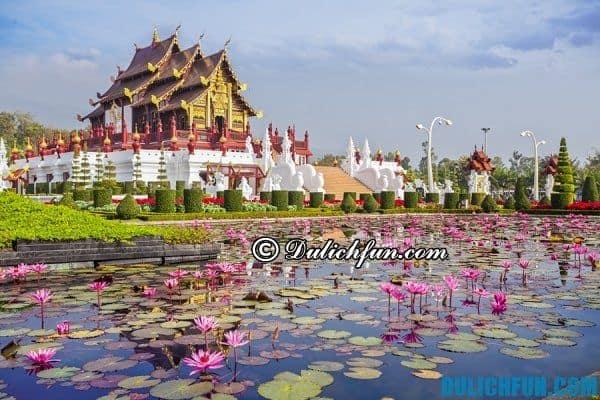 Những địa điểm du lịch hấp dẫn nhất ở Thái Lan - Chiang Mai