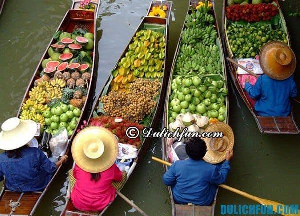 Du lịch Thái Lan khám phá những địa điểm du lịch đẹp