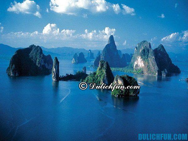 Du lịch Thái Lan nên đi đâu chơi đẹp nhất?