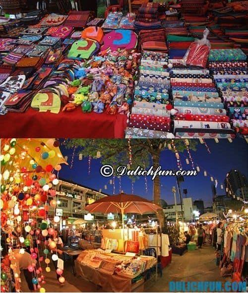 Hướng dẫn du lịch Chiang Mai vui vẻ bất ngờ: Mua sắm ở đâu giá rẻ, chất lượng?