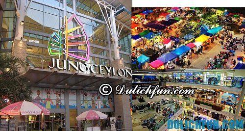 Cẩm nang du lịch Phuket - địa điểm mua sắm giá rẻ