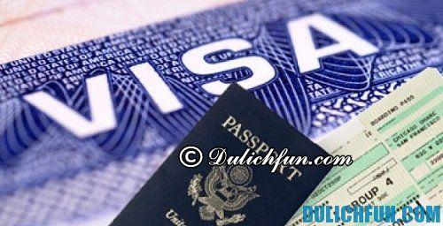 Tổng hợp kinh nghiệm xin visa du lịch Pháp: Làm sao để xin thị thực đi Pháp nhanh nhất. Xin visa du lịch Pháp như thế nào?