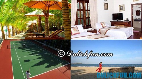 Kinh nghiệm du lịch Ninh Thuận: nghỉ ở đâu view đẹp, tiện nghi: Tư vấn lựa chọn khách sạn ở Ninh Thuận sạch sẽ, tiện nghi đầy đủ
