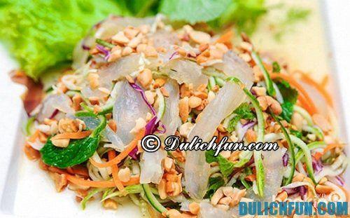 Những món ăn ngon, bổ, hấp dẫn ở Ninh Thuận: Du lịch Ninh Thuận nên ăn đặc sản gì?
