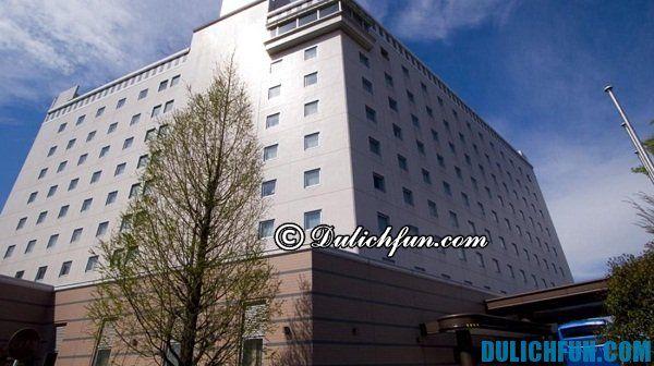 Top khách sạn đẹp giá rẻ ở Tokyo nên ở: Tư vấn đặt phòng khách sạn bình dân ở Tokyo, du lịch Tokyo nên ở khách sạn nào?