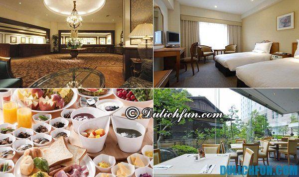 Khách sạn giá rẻ ở Tokyo: Du lịch Tokyo ở khách sạn nào?