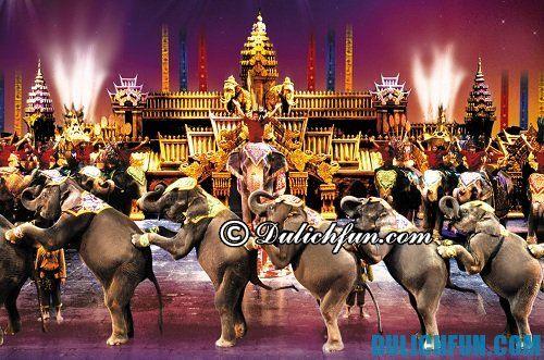 Kinh nghiệm du lịch Phuket vui chơi, giải trí.