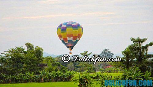 Du lịch Chiang Mai nên đi đâu chơi thú vị & đẹp?
