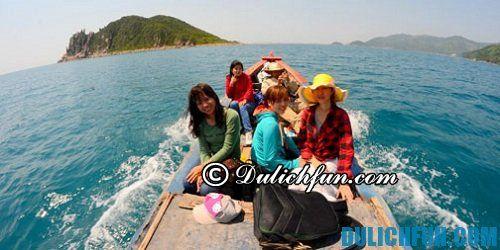 Hướng dẫn du lịch biển đảo Việt Nam. Những hòn đảo đẹp nhất ở Việt Nam