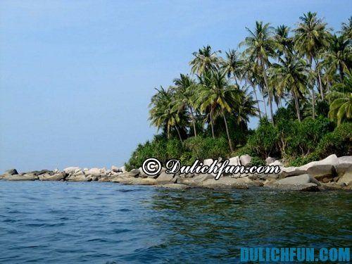 Top những hòn đảo hoang sơ, hấp dẫn ở Việt Nam
