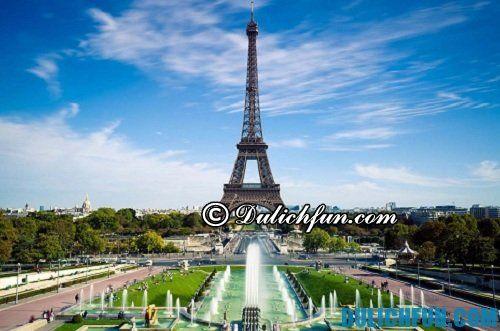 Hướng dẫn cách săn vé máy bay đi Pháp giá rẻ. Làm sao để mua được vé máy bay giá rẻ sang Pháp du lịch