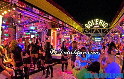 Hướng dẫn du lịch Phuket giá rẻ, vui vẻ: Những địa điểm vui chơi hấp dẫn ở Phuket
