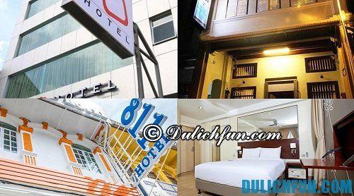 Kinh nghiệm du lịch Penang: Những khách sạn ở Penang giá rẻ, chất lượng ở Penang