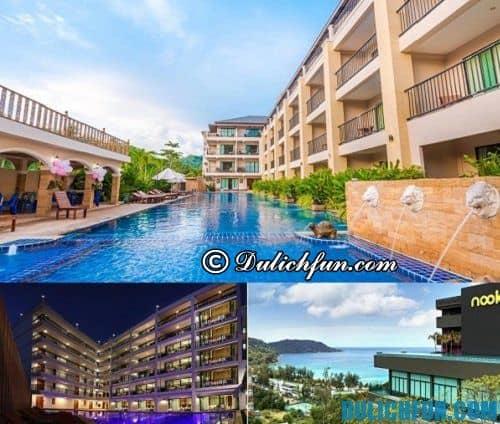 Hướng dẫn du lịch Phuket - nơi lưu trú tốt ở Phuket