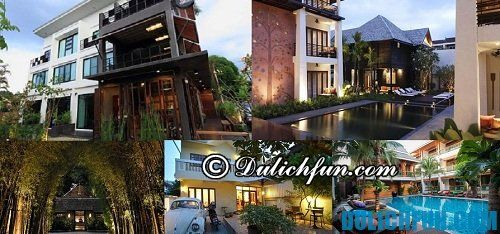 Kinh nghiệm du lịch Chiang Mai: địa chỉ khách sạn, nhà nghỉ chất lượng, giá rẻ ở Chiang Mai