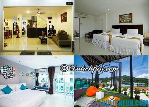 Hướng dẫn du lịch Phuket nghỉ ở đâu giá rẻ? Khách sạn tốt, thuận tiện đi lại ở Phuket