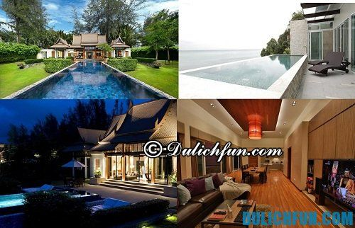 Khách sạn DoublePool Villas by Banyan Tree và Khách sạn BYG Azure Private Pool Villa