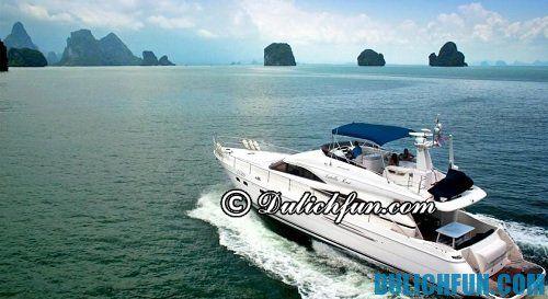 Du lịch Phuket: khách sạn cao cấp bậc nhất ở Phuket