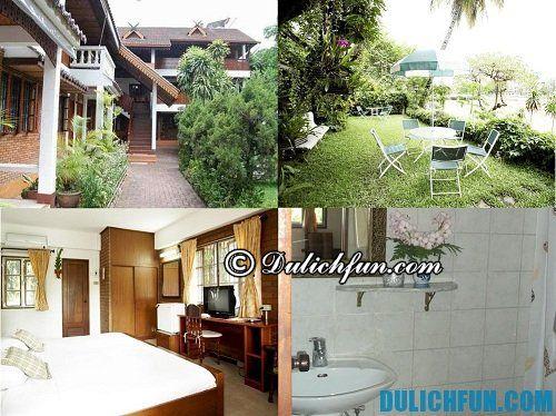 Du lịch Chiang Mai nghỉ ở đâu rẻ, đẹp, chất lượng? Khách sạn Galare Guest House