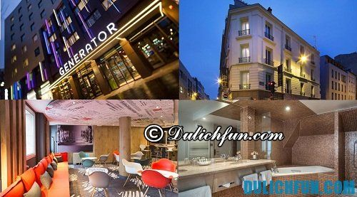 Kinh nghiệm đặt phòng giá rẻ, chất lượng khi du lịch Pháp: Nên ở khách sạn nào khi du lịch Pháp?