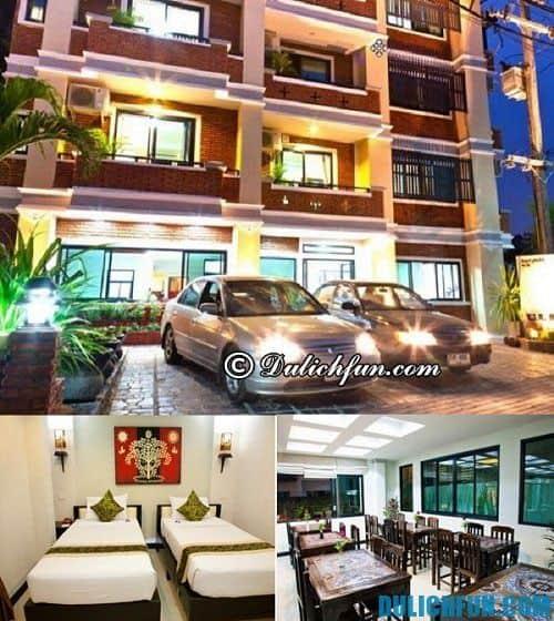 Top những khách sạn ở Chiang Mai giá rẻ, chất lượng