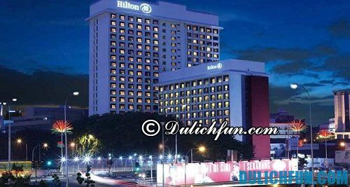 Hướng dẫn du lịch Kuala Lumpur giá rẻ, tự túc: Khách sạn ở Kuala Lumpur