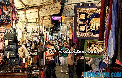 Những địa điểm mua sắm ở Chiang Mai lý tưởng: kinh nghiệm mua hàng ở Chiang Mai giá rẻ