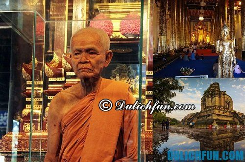 Hướng dẫn du lịch những địa điểm nổi tiếng ở Chiang Mai: tư vấn lịch trình tham quan vui chơi ở Chiang Mai