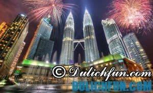 Tổng hợp kinh nghiệm Kuala Lumpur chi tiết, đầy đủ nhất
