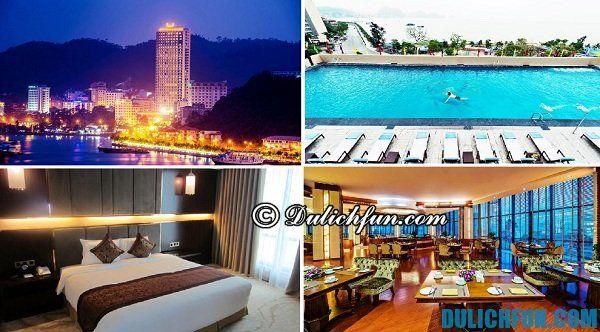 Hướng dẫn du lịch Bãi Cháy - nhà nghỉ, khách sạn