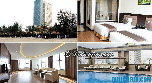 Cẩm nang du lịch Cửa Lò - thuê khách sạn: Kinh nghiệm du lịch Cửa Lò tự túc, giá rẻ