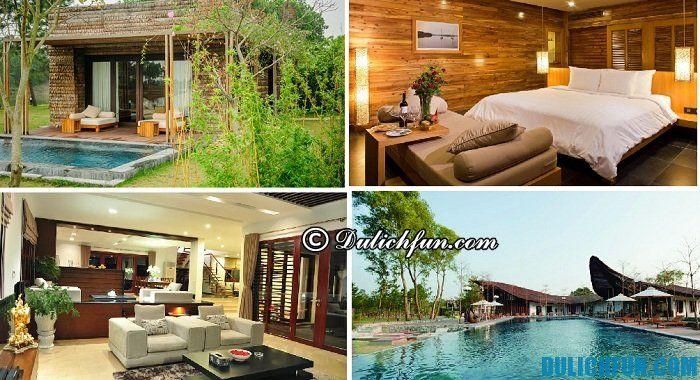 Kinh nghiệm du lịch Đại Lải - khách sạn tốt, chất lượng