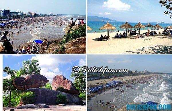 Kinh nghiệm du lịch Sầm Sơn - địa điểm tham quan nổi tiếng